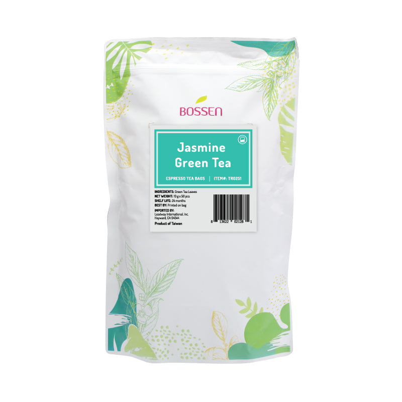 Jasmine Green Tea Bag