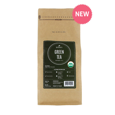 Organic Green Tea | NEW