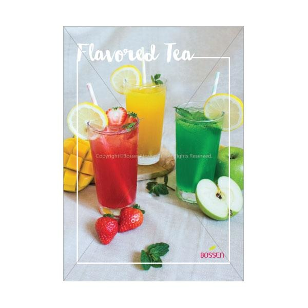 Bossen Flavored Tea Poster Pos - Marketing Materials