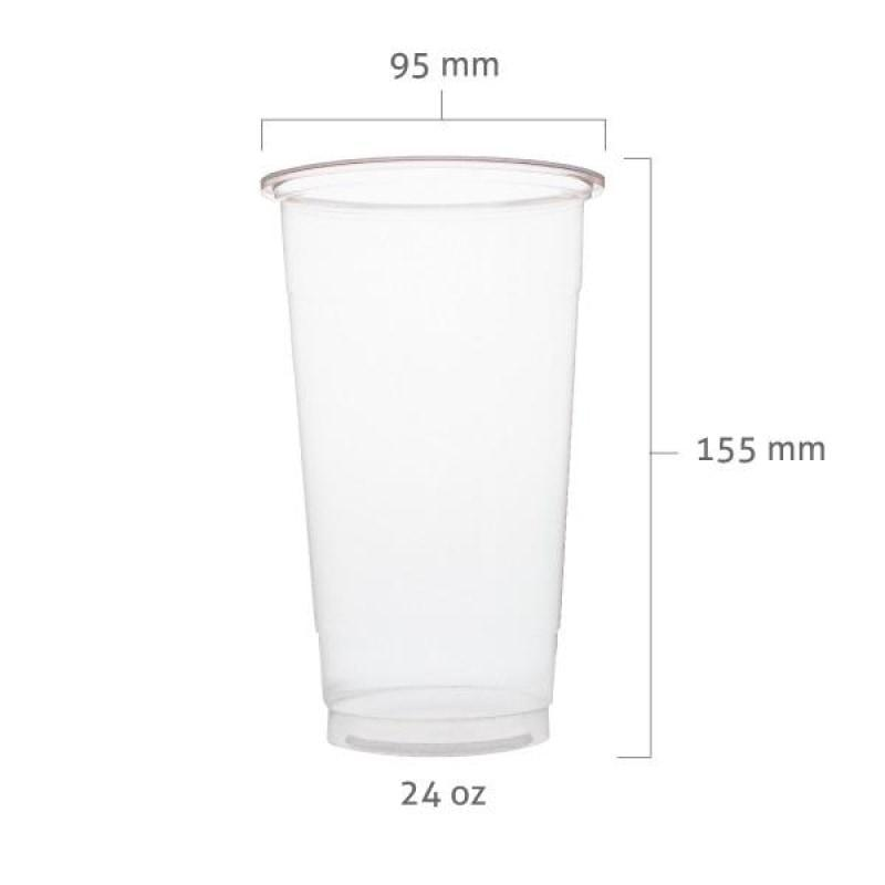 PP Plastic Cups (95mm)