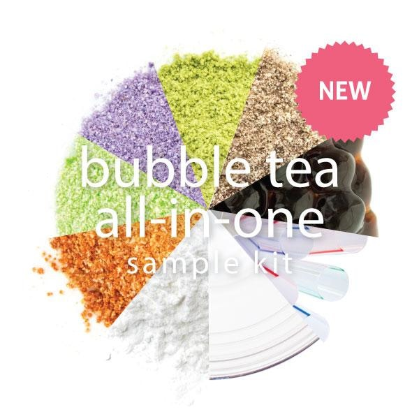 Bubble Tea All-In-One Sample Kit 1 Set Store Misc