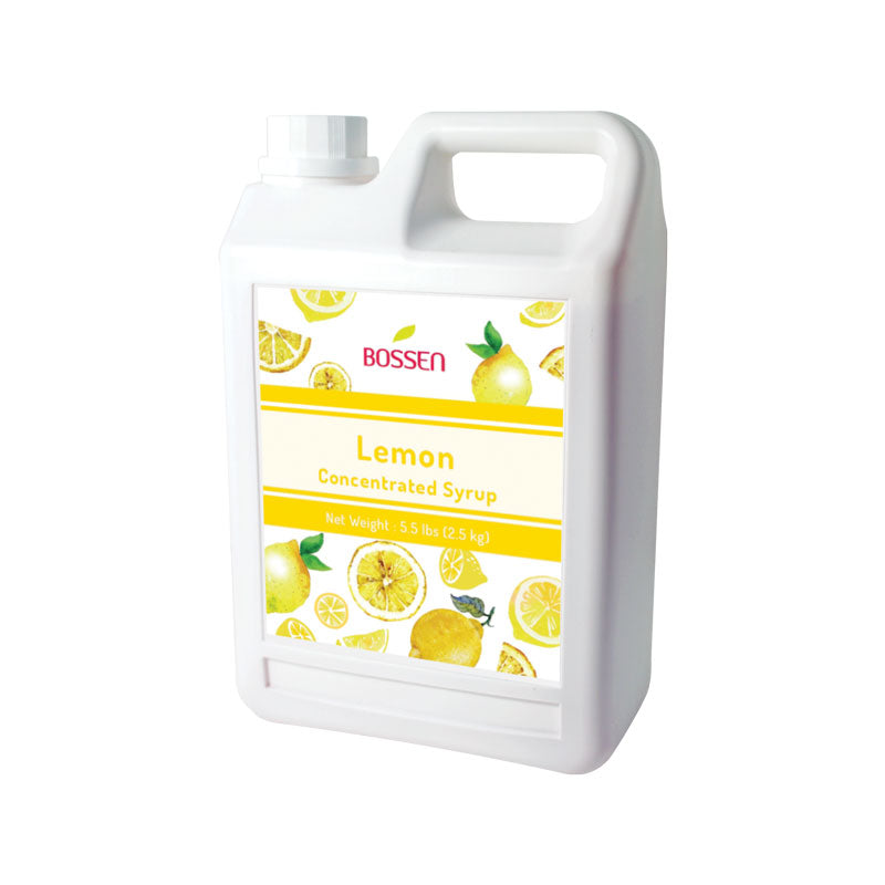 Lemon Syrup | NEW