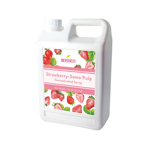 Strawberry Syrup - Some Pulp | NEW
