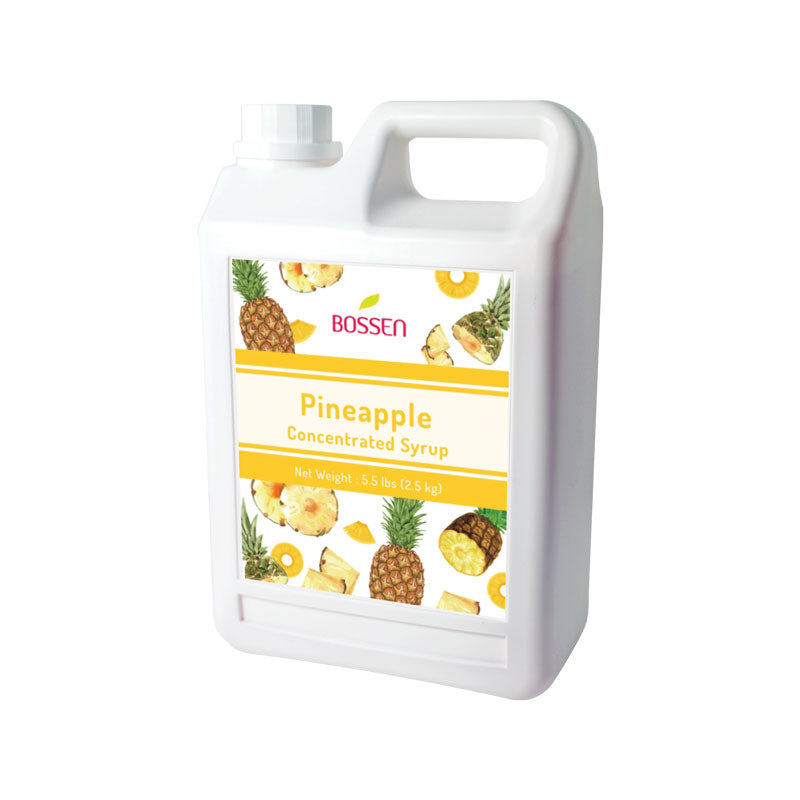 Pineapple Syrup | NEW
