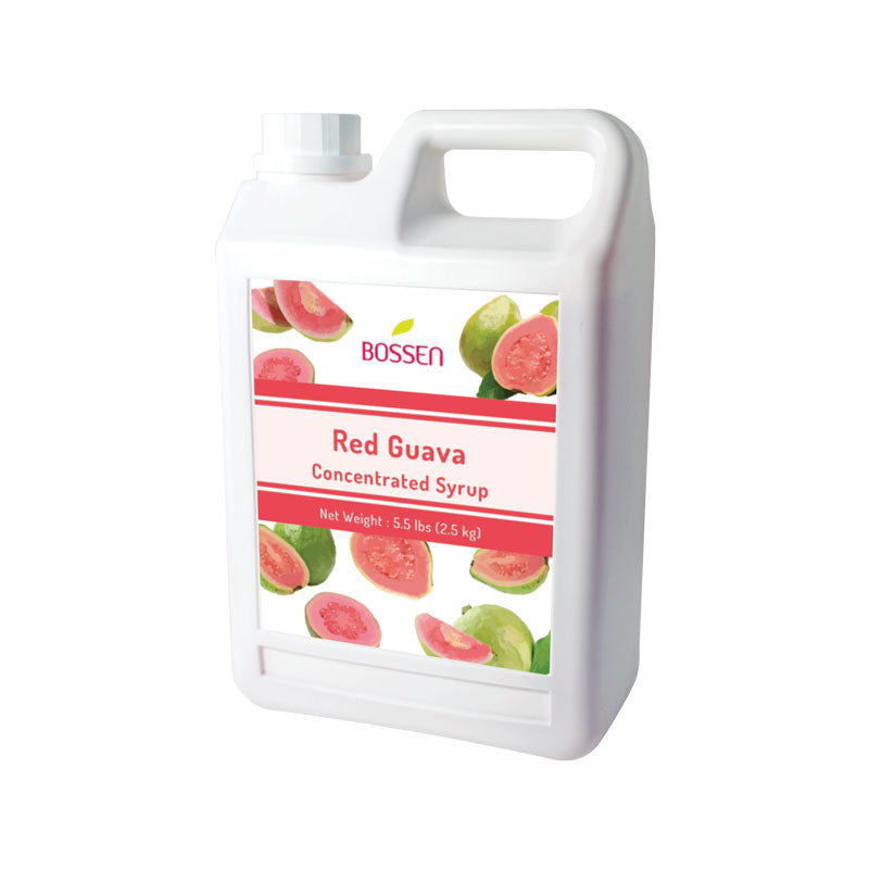 Red Guava Syrup | NEW