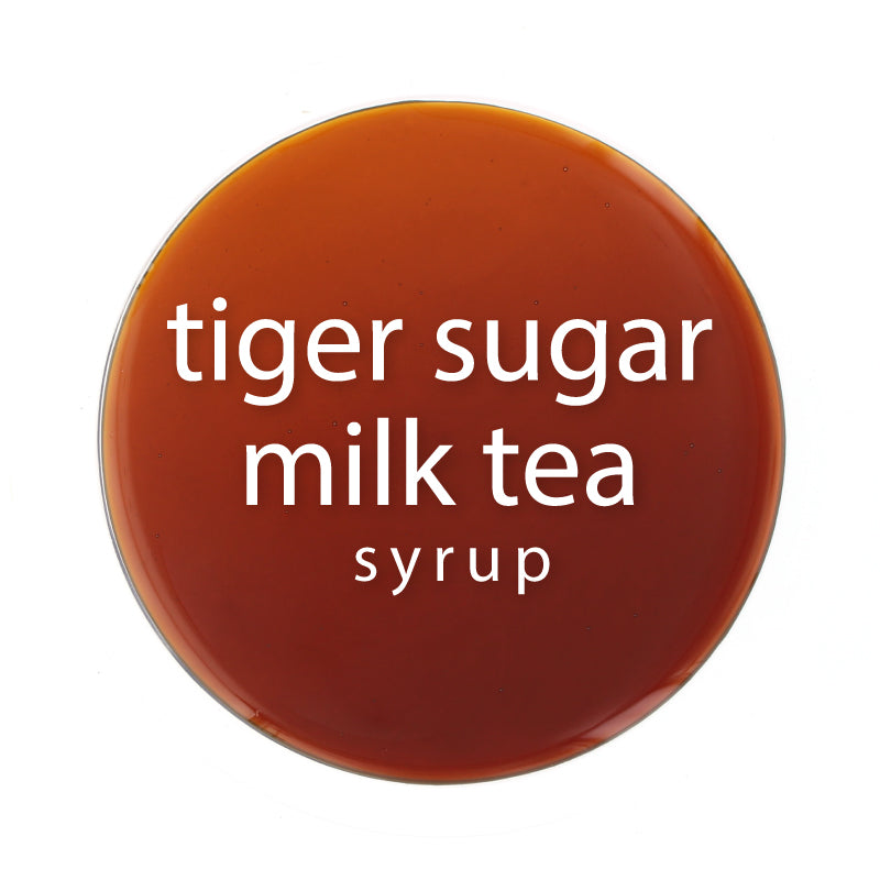 Tiger Sugar Milk Tea Syrup - Bossen