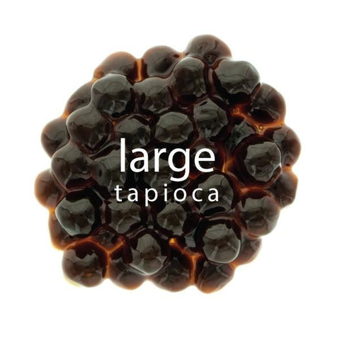 Large Tapioca Pearls Boba
