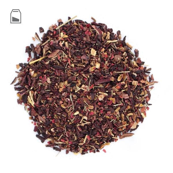 Rose Garden Fruity Tea Bag