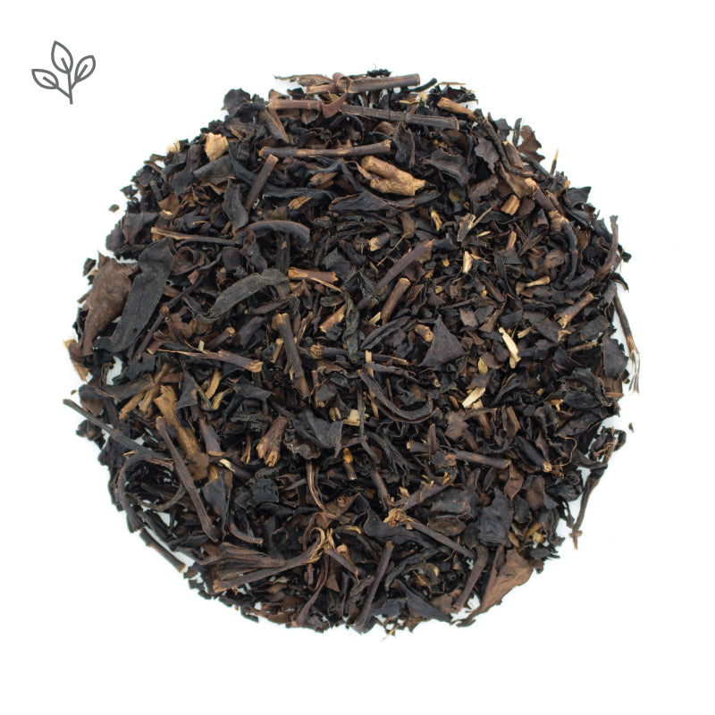 Oolong Black Tea, Loose Leaf<BR>PREMIUM