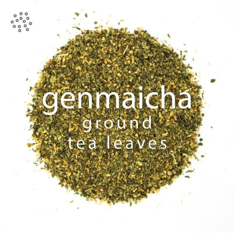 Ground Genmaicha Tea