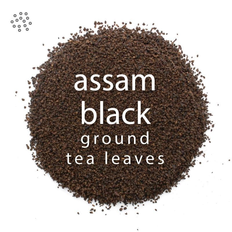 Ground Assam Black Tea