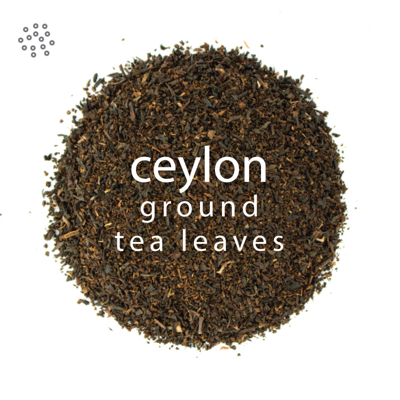 Ground Ceylon Tea