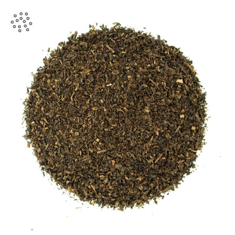 Ground Dark Roast Oolong Tea