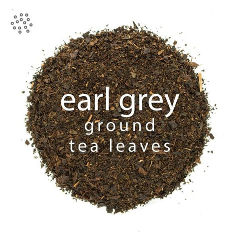 Ground Earl Grey Tea