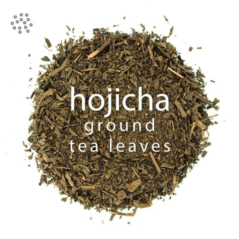 Ground Hojicha Tea