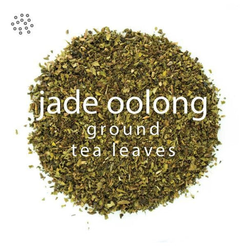 Ground Jade Oolong Tea