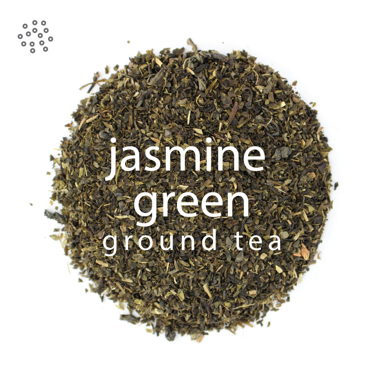 Ground Jasmine Green Tea 528