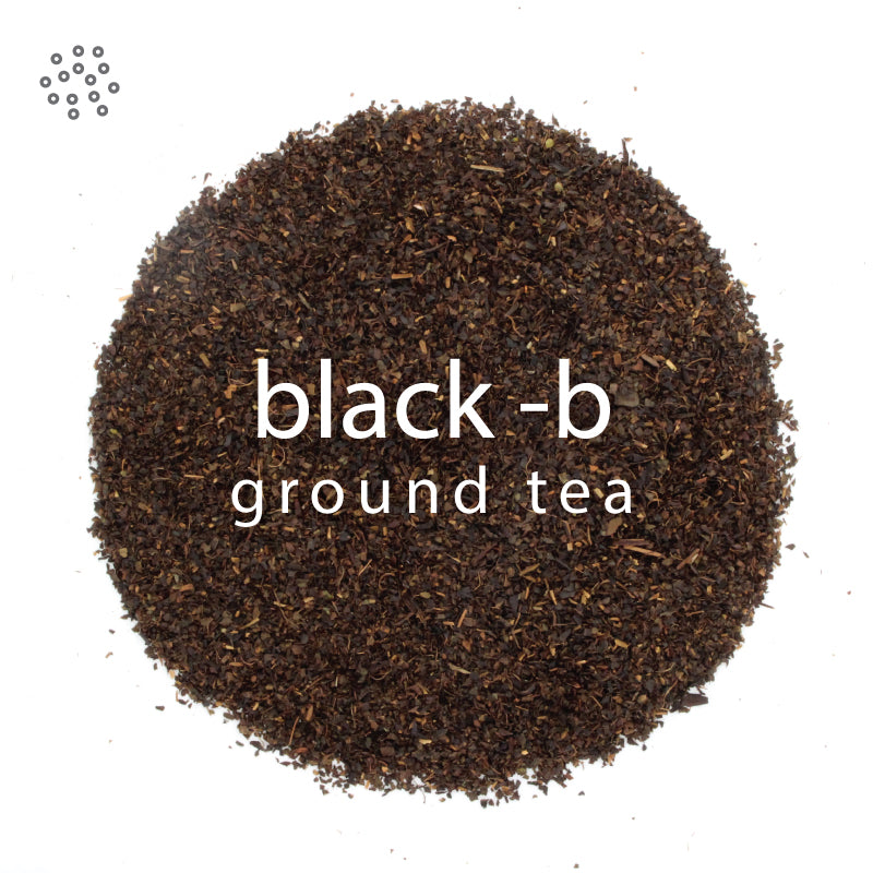Ground Black Tea B