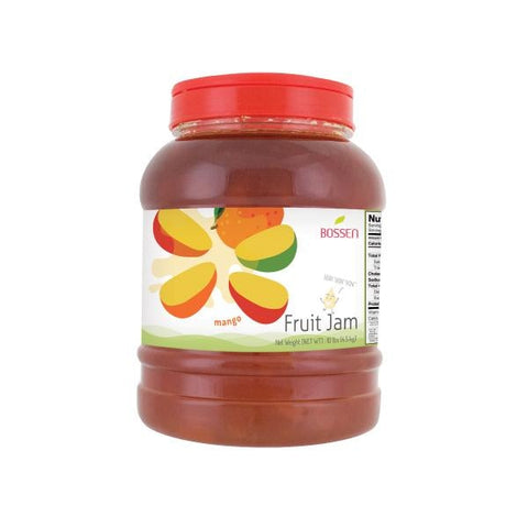Mango Fruit Jam/smoothie Paste Smoothie