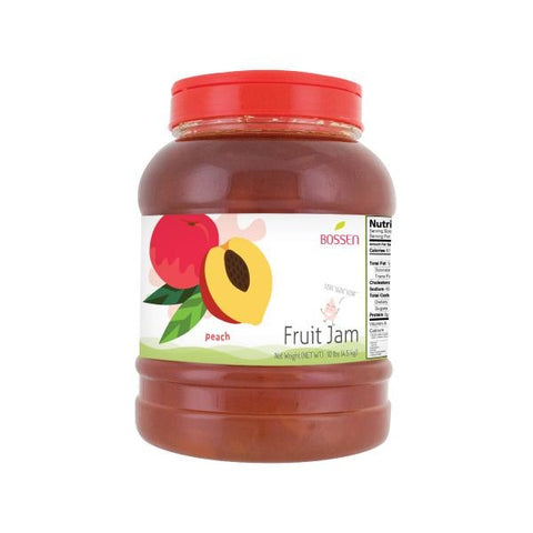 Peach Fruit Jam / Smoothie Paste - Bossen