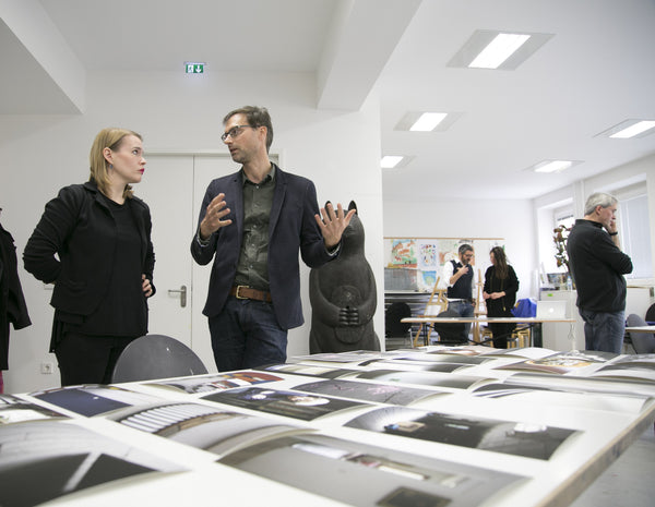 Werkschau, Portfolio Review