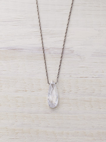 Winter's Jewel Necklace - LUNESSA