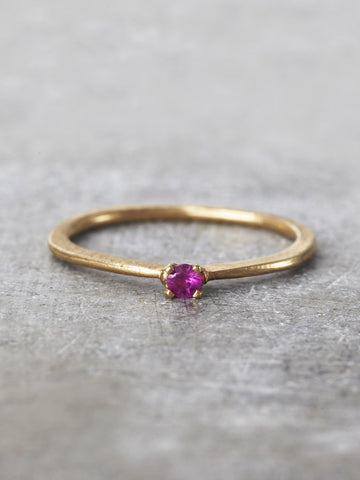 Precious Thumbelina Ring