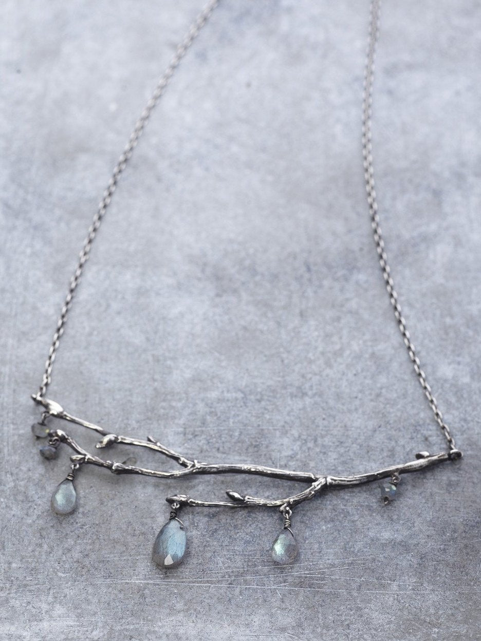 Enchanted Fairy Branch Necklace