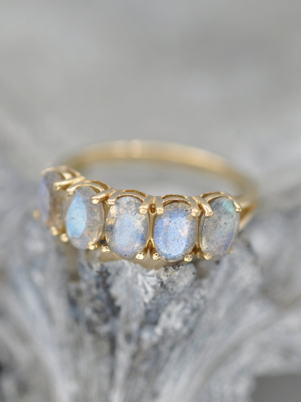 Guardian's Gate Ring - Labradorite