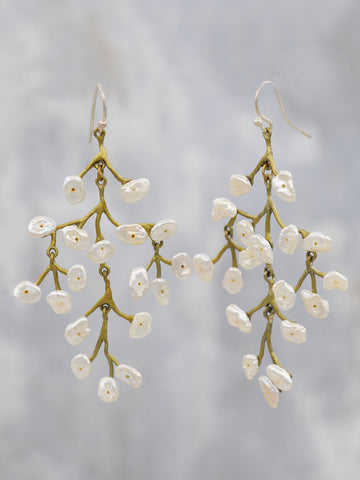Freshwater Pearl Chancelier Earrings
