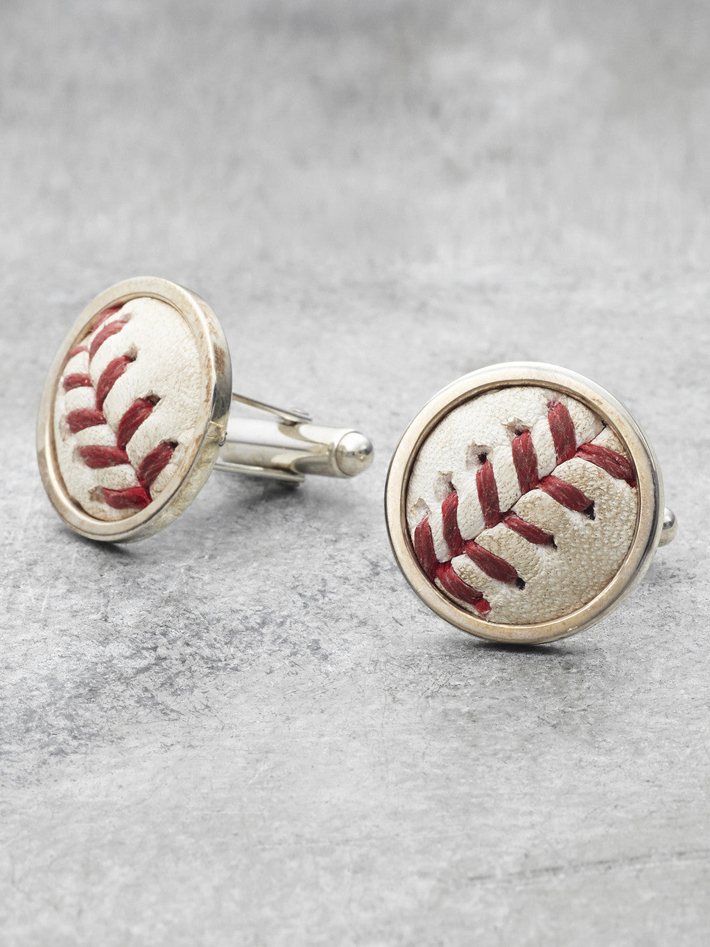 Official Yankees Baseball Cufflinks