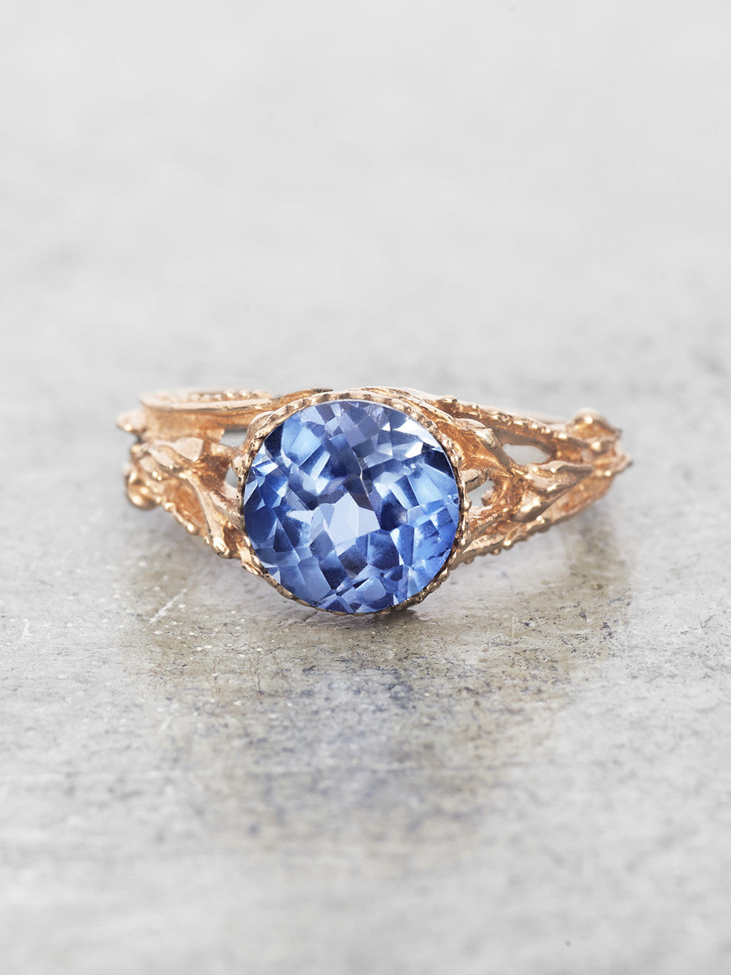 Sapphire Ophelia Ring