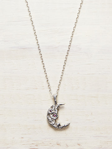 Moon Blossom Necklace