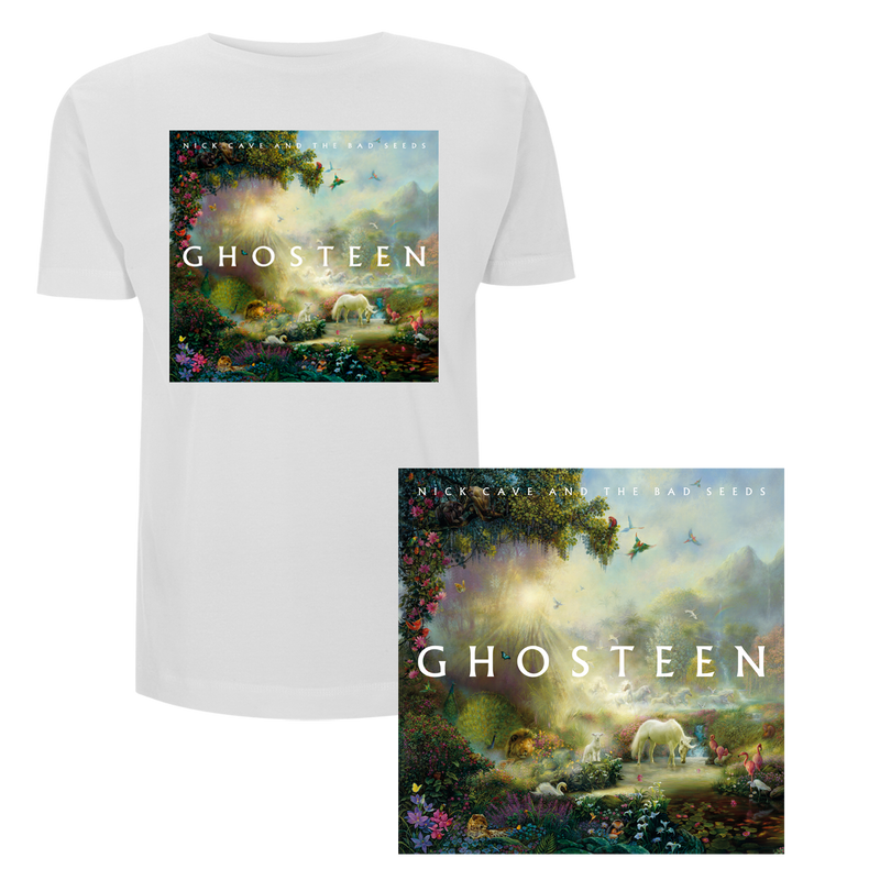 Album & Ghosteen Art T-shirt