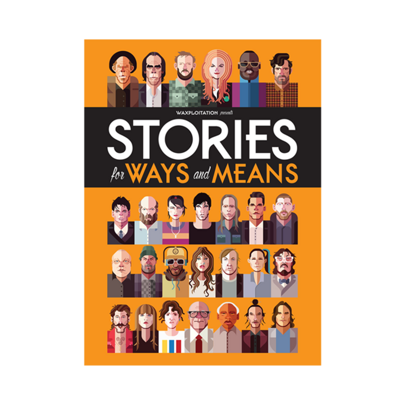 STORIES FOR WAYS AND MEANS BOOK