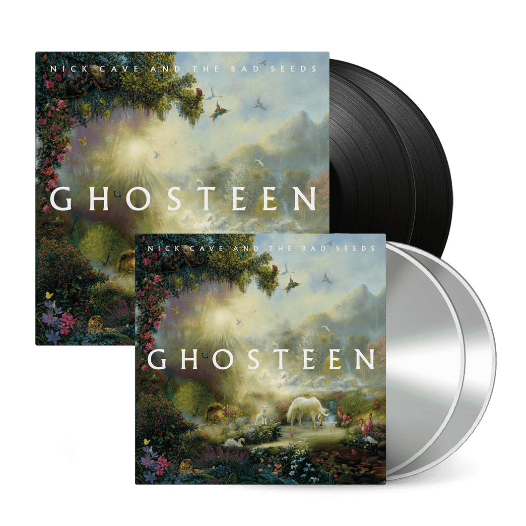 Ghosteen CD & LP Bundle