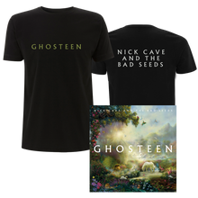 Load image into Gallery viewer, Album & Ghosteen T-shirt