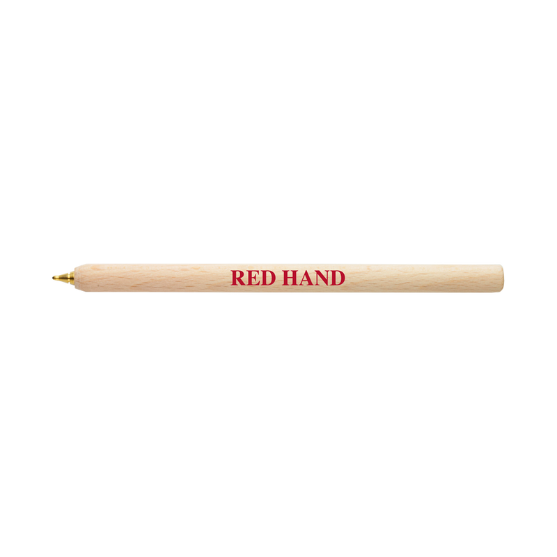 Red Hand Pen