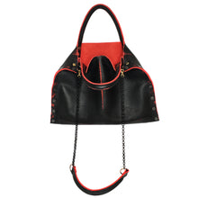 Black & Red Michelle Bag