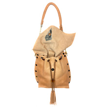 Nude Convertible Drawstring Backpack