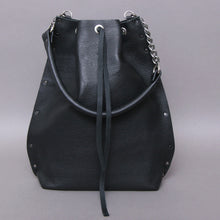 Black Convertible Backpack / Tote