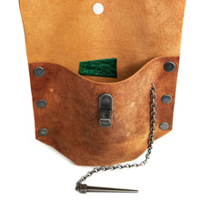 Cowboy Brown Convertible Fanny Pack