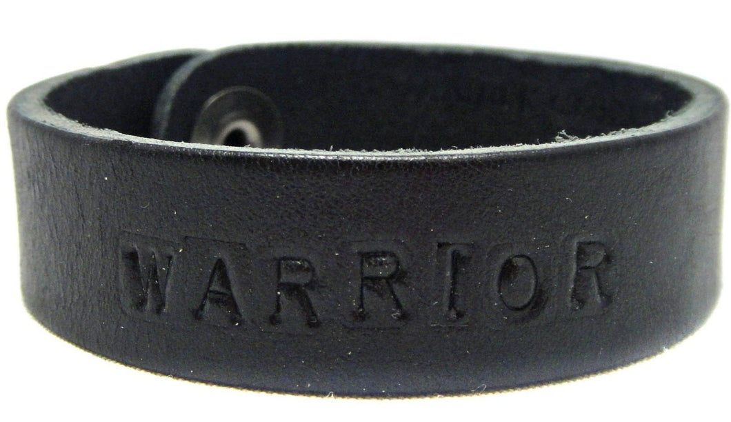 WARRIOR Monogram Bracelet