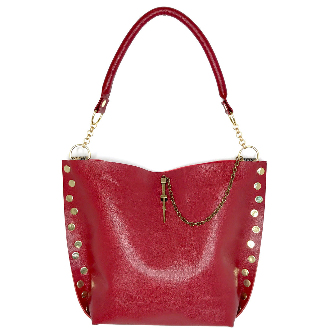 Red Hot Dagger Tote
