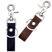 Homme Key Chain - BROWN