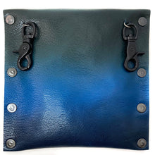 Hunter Green / Blue Ombre Convertible Fanny Pack