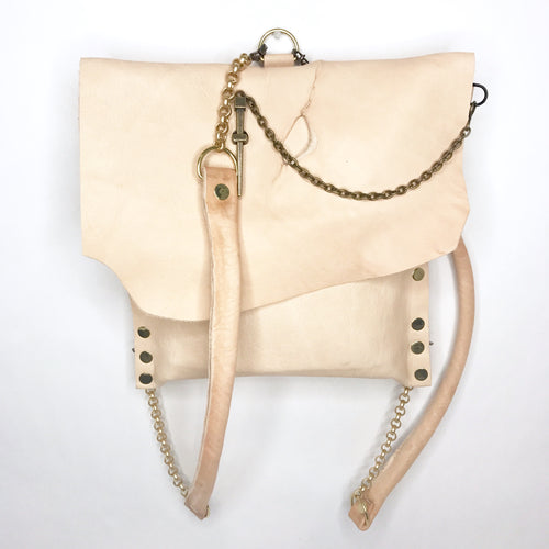 Nude Convertible Dagger Backpack