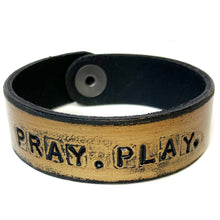 PRAY.PLAY. Monogram Bracelet
