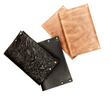 Cognac leather Passport Cover