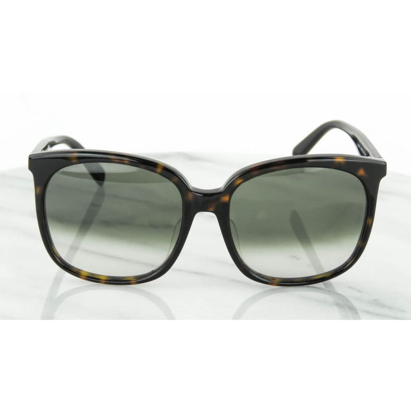 Celine Brown Tortoise CL 41086FS Sunglasses - Sunglasses